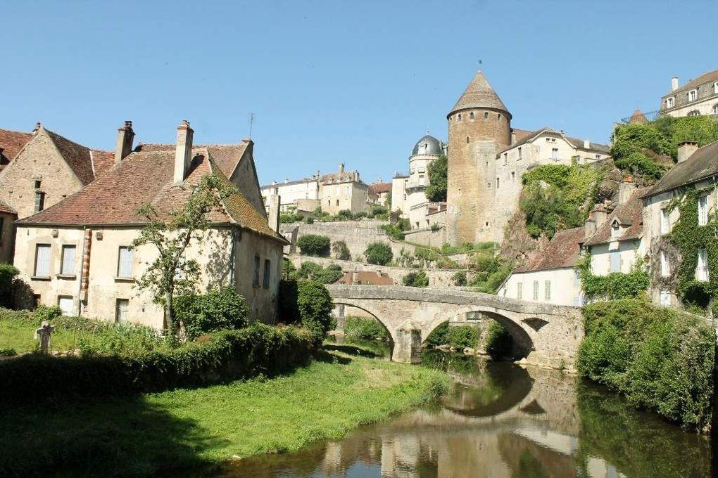 8 - Retour en pays Auxois, ...