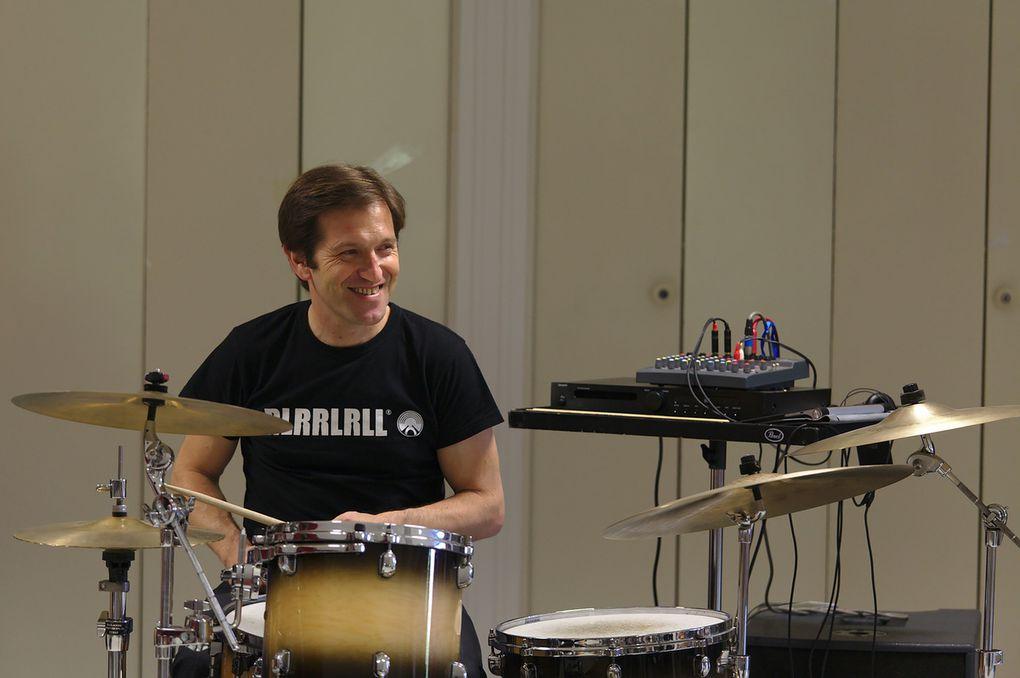 "2015-06-13 Tambourinis 2015 : ""Masterclass Franck Aghulon"", Espace Berlioz à Is-sur-Tille"