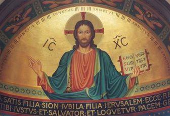 DIMANCHE 21 NOVEMBRE : FETE DU CHRIST ROI DE L'UNIVERS