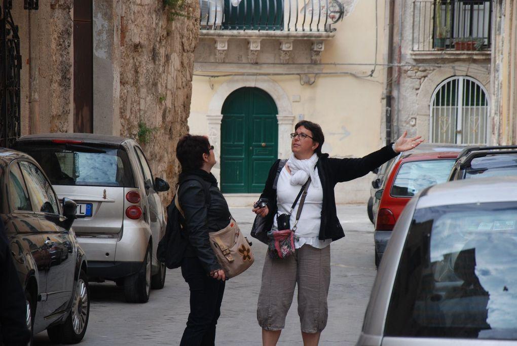 Les 4ème à la découverte de la Sicile