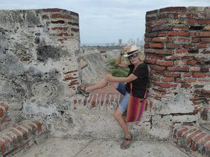 Cartagena et la mer des Caraïbes