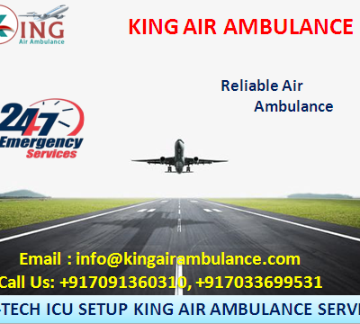 King: The Proper Diagnosis Available In Journey in Air Ambulance Service in Guwahati: