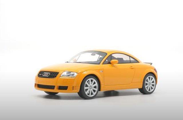 1/18 : L'Audi TT V6 mk1 de DNA Collectibles n'attend plus que vous