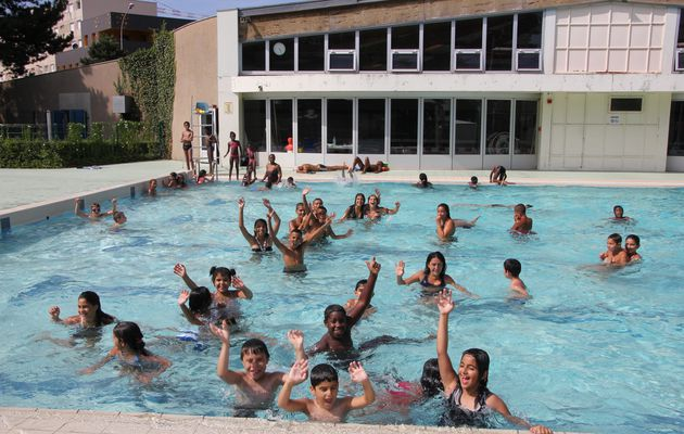 La piscine municipale Auguste Delaune ouvre ce jeudi en mode estival