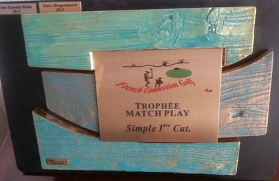 Saison 7 : Match Play Catégorie 1