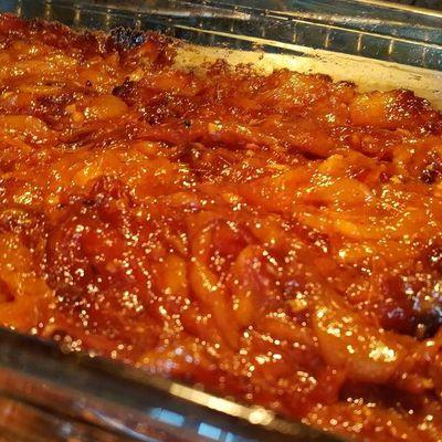 """fausse"" Viande sauce barbecue -vegan-"