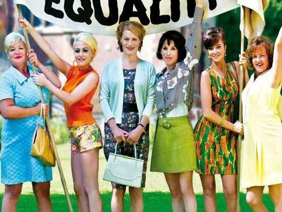 WE WANT SEX EQUALITY / CINEMA / HISTOIRE / NIGEL COLE / 2011