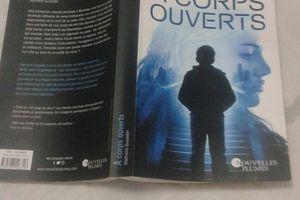 A CORPS OUVERTS de Nathalie Guyader
