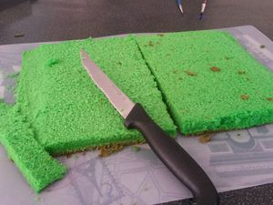 Molly Cake au Thermomix - Angel's Kitchen