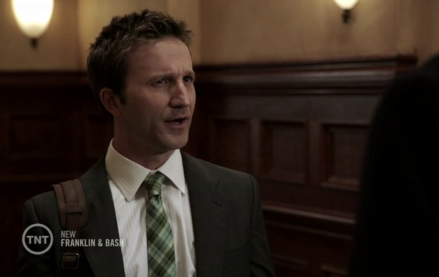 Critiques Séries : Franklin & Bash. Saison 2. Episode 6.
