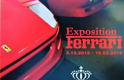 EXPO FERRARI MONACO février 2019