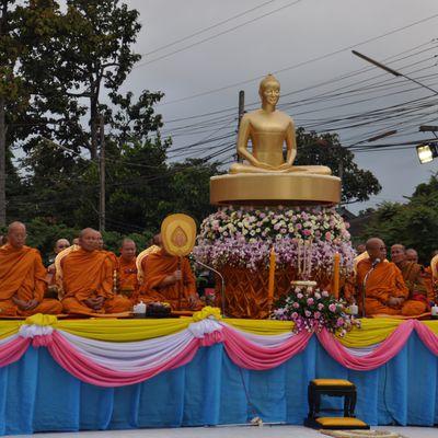 Sakon Nakhon Tradition Bouddhiste