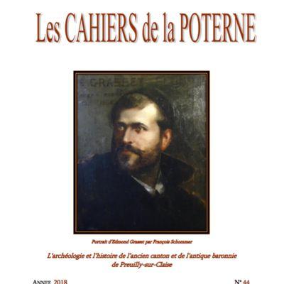 Parution du n°44 des Cahiers de la Poterne (2018)
