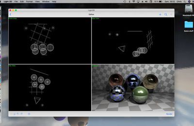 Light 3D for Mac