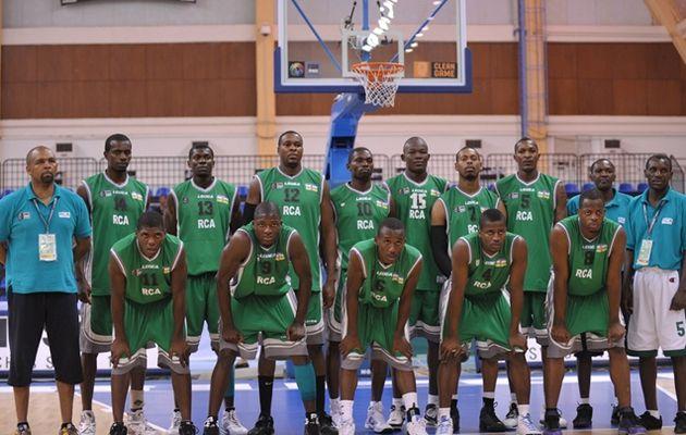 Afrobasket 2017 : la Centrafrique avec Romain Sato, James Mays, Zianveni, Kouguere et Mokongo