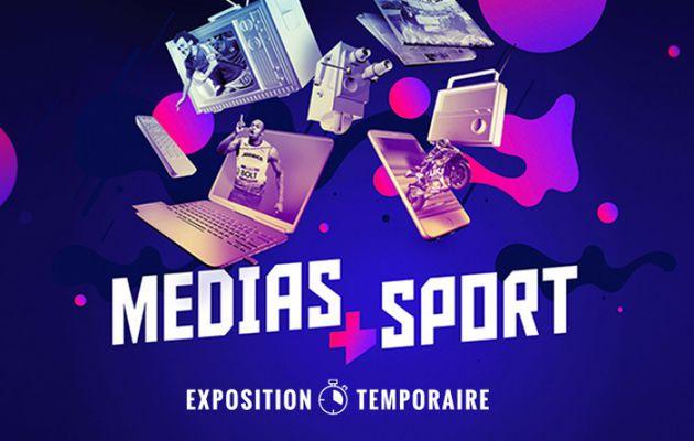 Vidéo de présentation - exposition Médias&sport à Nice,