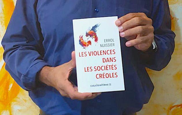 Quand Errol Nuissier vient débattre des violences dans les sociétés créoles...