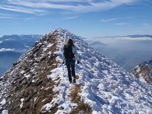 Mont Pécloz: Les 3 Arces par les arêtes (2/2)