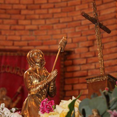 Fête de Sainte Germaine - Soirée Adoration Louange à 20h30