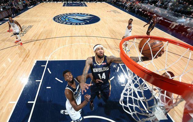 Les Pelicans gagnent à Minneapolis avec un excellent Brandon Ingram