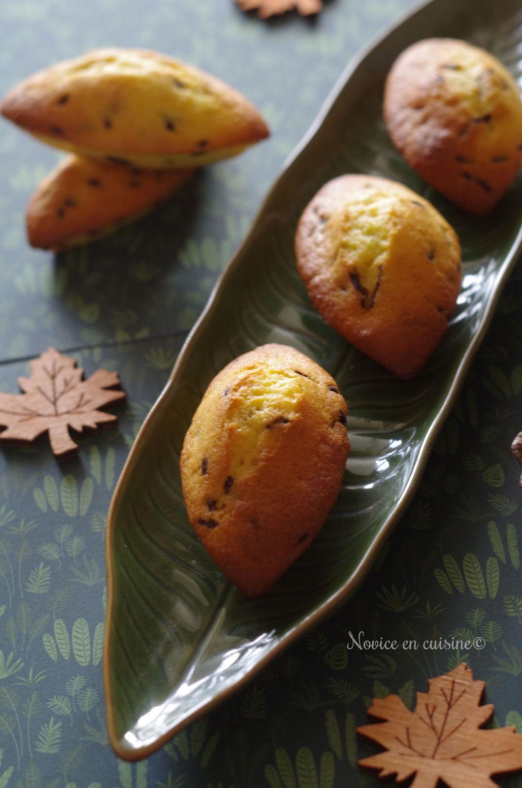 Gâteaux aux jaunes d'œufs/ricotta/citron