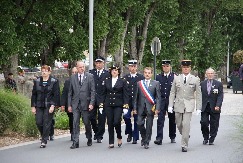 8 mai : Fontenay le Comte commémore la victoire de 1945
