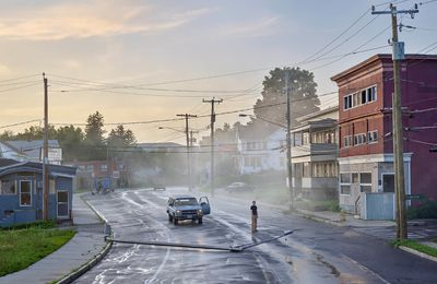 Exposition Photographie Contemporain: Gregory CREWDSON  «An Eclipse of Moths»