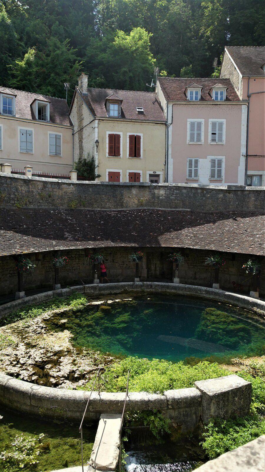 Voyage à vélo à travers la France pas connue ou si peu - 6ème partie - Sens/Pouilly en Auxois