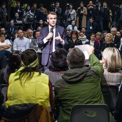 Macron avait-il promis qu'il n'y aurait plus de SDF ?
