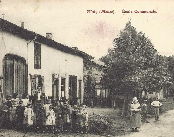 Ecole et ancienne maison des soeurs