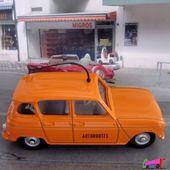 RENAULT 4L DEPANNAGE AUTOROUTES DAN-TOYS 1/43 - car-collector