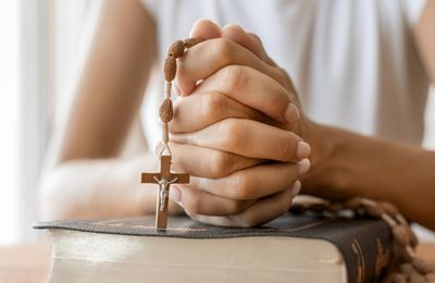 O silêncio na oração