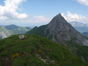 Pointe d'Arcalod: Tour et sommet (2/2)
