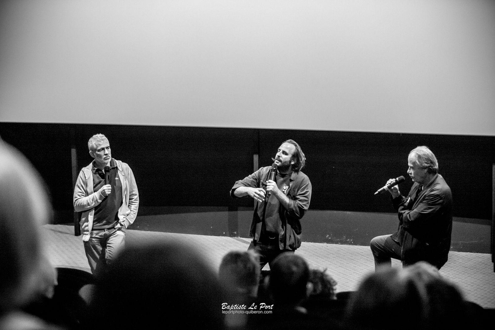 18 septembre - Week end coup de coeur au Paradis avec Stephane Brizé, jean Pierre Lavoignat, Vincent Macaigne et Emmanuel Mouret
