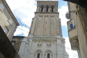 Voyage au Queyras : Valence, la cathédrale