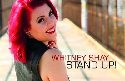 Whitney Shay - Stand Up (Blues)