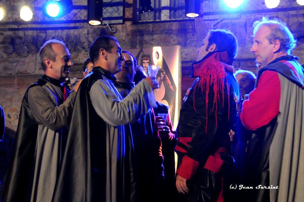 """Une création de l'association """"Pierres Lyriques en Béarn des gaves"""" sous la direction artistique de François Ithurbide et la direction musicale de Samuel Jean. Enorme succès !"""