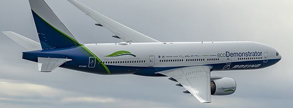SITA is accelerating air traffic control innovation with Boeing ecoDemonstrator