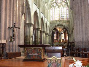 La cathédrale St-Samson de Dol-de-Bretagne