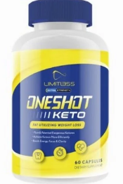 One Shot Keto - Reduce Unwanted Extra Belly Fat Naturally!