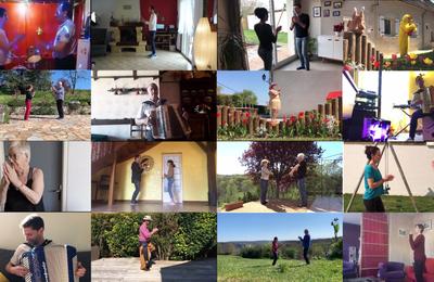 Nouvelle danse à apprendre en vidéo : La Saltarelle