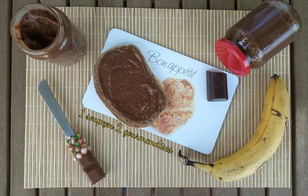 Confiture Bananes-Chocolat