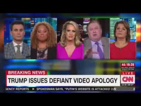 Quand les journalistes et les stars se moquaient de Trump