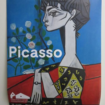 Visite : Exposition Picasso