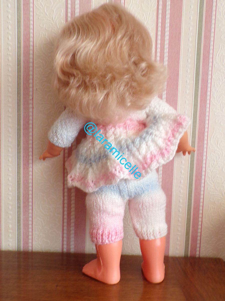 tuto gratuit  poupée  : pantacourt