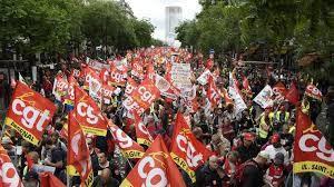 """Avant celle du 23 juin, la manif' du  14 juin restera une date de l'histoire ouvrière par son nombre et sa volonté de gagner : le point de vue de """"Rouge Midi"""""""