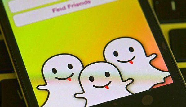 Aplicações de chat ilimitado com snapchat