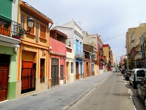 Carrer de la Barraca