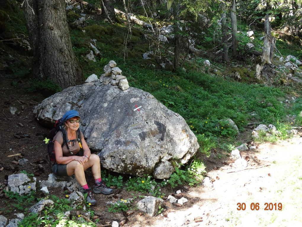 Mes randonnées Le Canyon des Erges