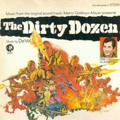 Frank DeVol - Main Title From The Dirty Dozen